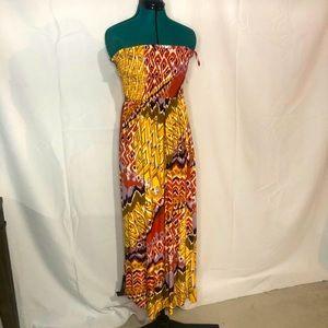 MILL GABRIELLE • max dress - strapless